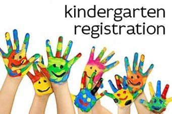 2019 Kindergarten Registration Information