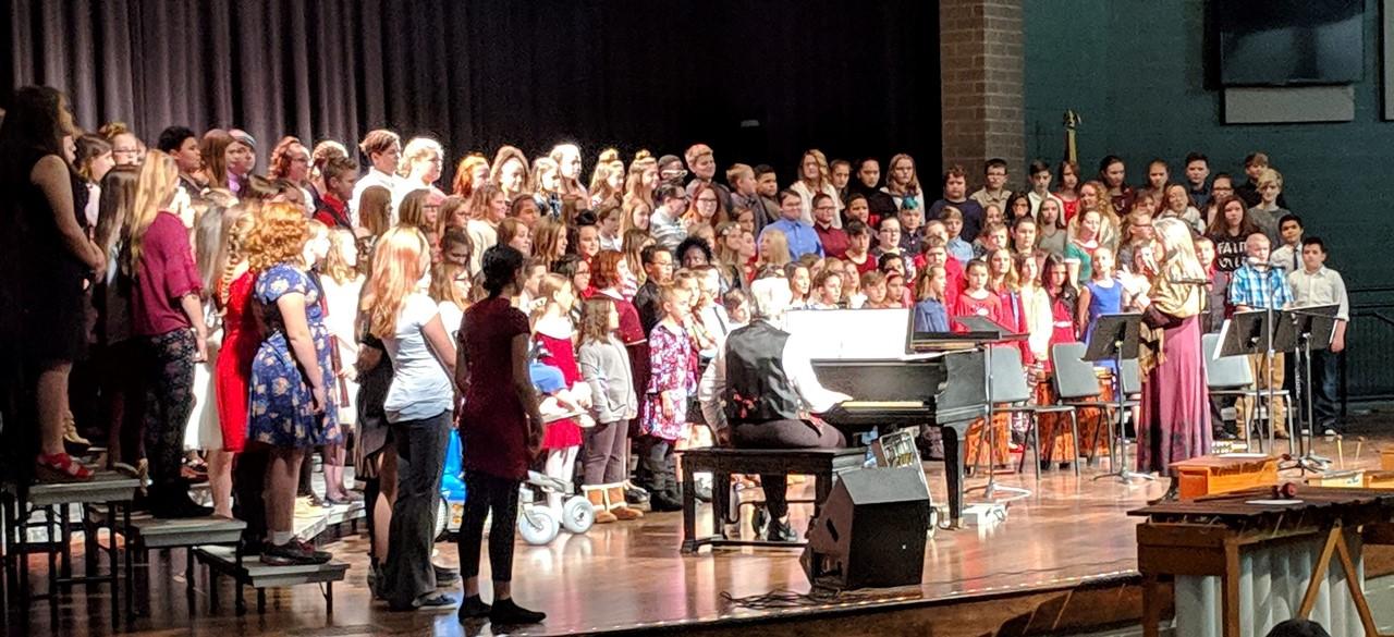 5th and 6th Choir