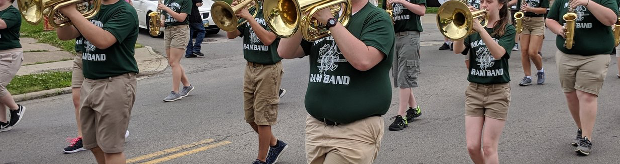 madison ram band