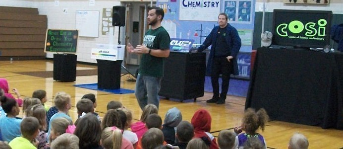 Eastview COSI assembly