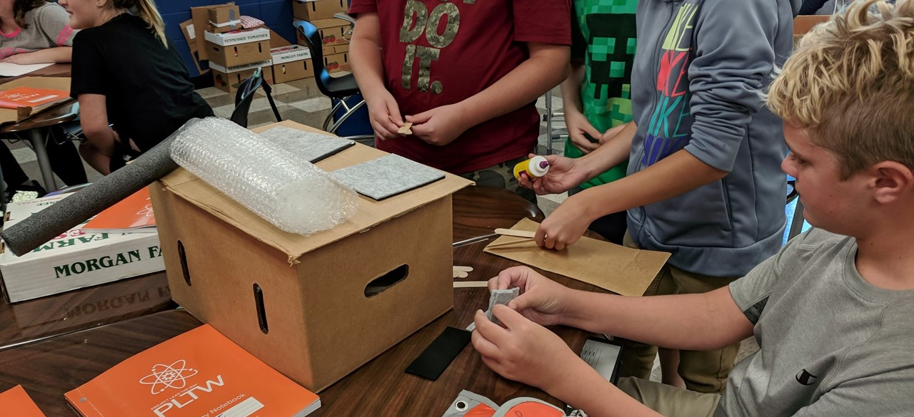 6th Grade Gateway class