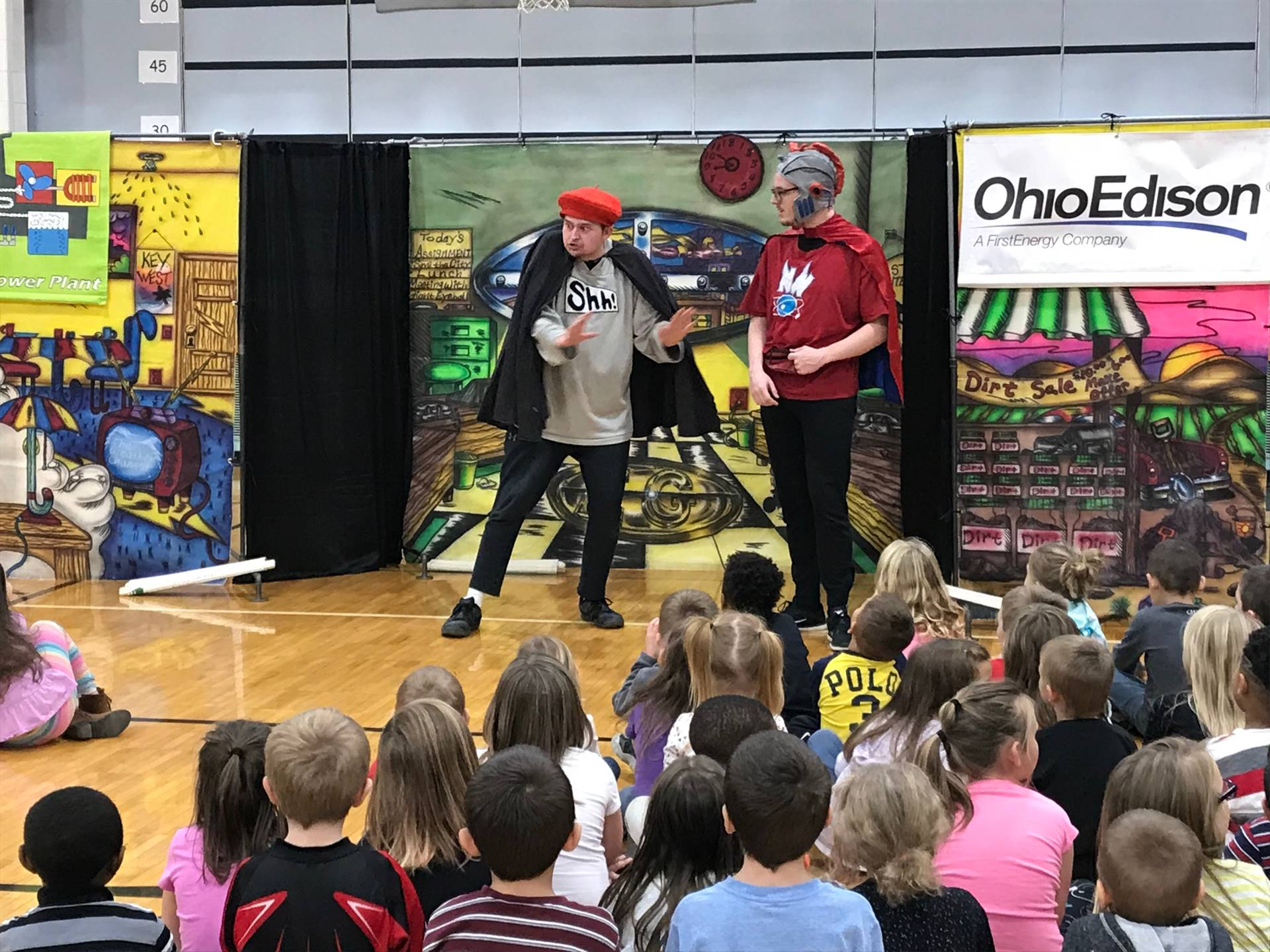 National Children's Theater performance