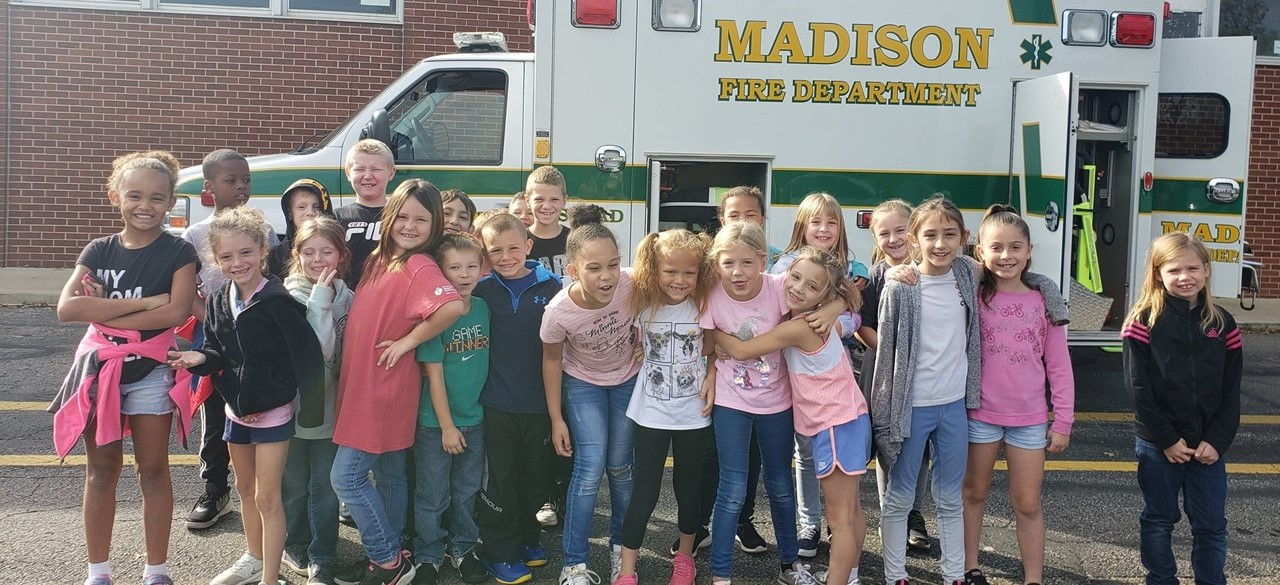 Fire Prevention & Safety Week