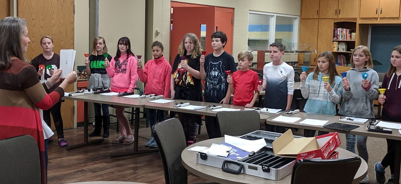 6th Grade Bell Ringers