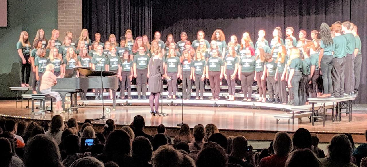 7/8 Choir Concert