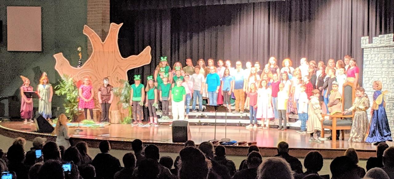 5th Grade Musical Concert