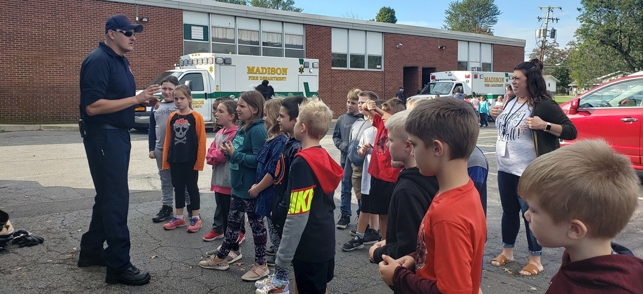Fire Prevention & Safety Week 2