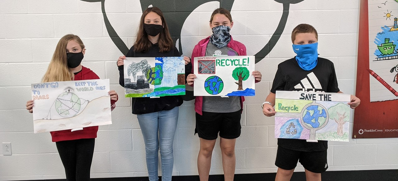 Recycle Poster Winners