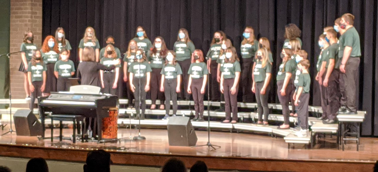 May Choir Concert