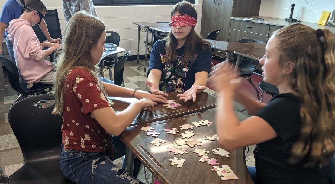 Students in 7th Grade ELA